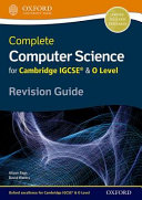 Complete Computer Science for Cambridge IGCSE® and O Level