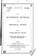 The Quarterly Journal Of The Geological Society Of London Book PDF