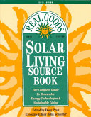 The Real Goods Solar Living Sourcebook
