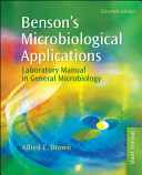 Benson s Microbiological Applications  Laboratory Manual in General Microbiology  Short Version Book
