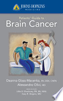 Johns Hopkins Patients Guide To Brain Cancer