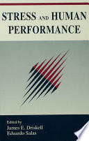 Stress and Human Performance Book