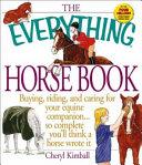 Everything Horse Book - Seite 275