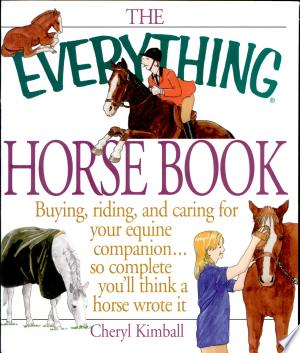 Download Everything Horse Book Free Books - eBookss.Pro