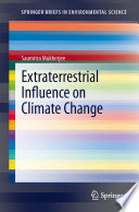Extraterrestrial Influence On Climate Change