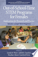 Out of School Time STEM Programs for Females