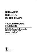 Behavior Belongs in the Brain