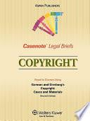 Copyright Law  : Gorman Ginsburg