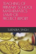 Teaching of Primary School Mathematics  Amt 01