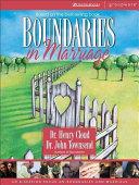 Boundaries in Marriage Book PDF