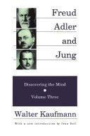Freud  Adler  and Jung