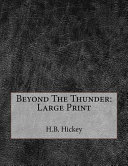 Read Online Beyond the Thunder For Free