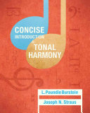 Concise Introduction to Tonal Harmony Book PDF