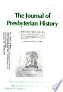 Journal of Presbyterian History