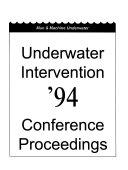 Underwater Intervention  94