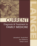 Current Diagnosis   Treatment in Family Medicine