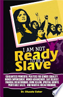 I am not ready to be a slave