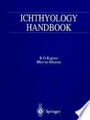 Ichthyology Handbook Book