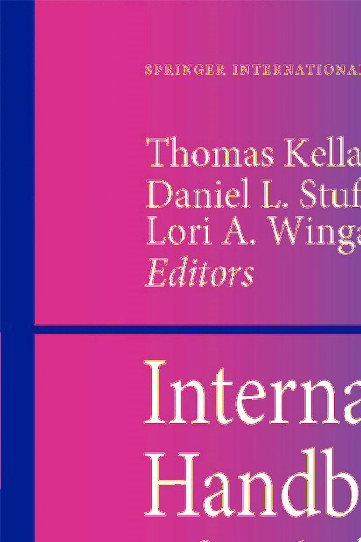 International Handbook of Educational Evaluation