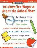 101 Surefire Ways to Start the School Year