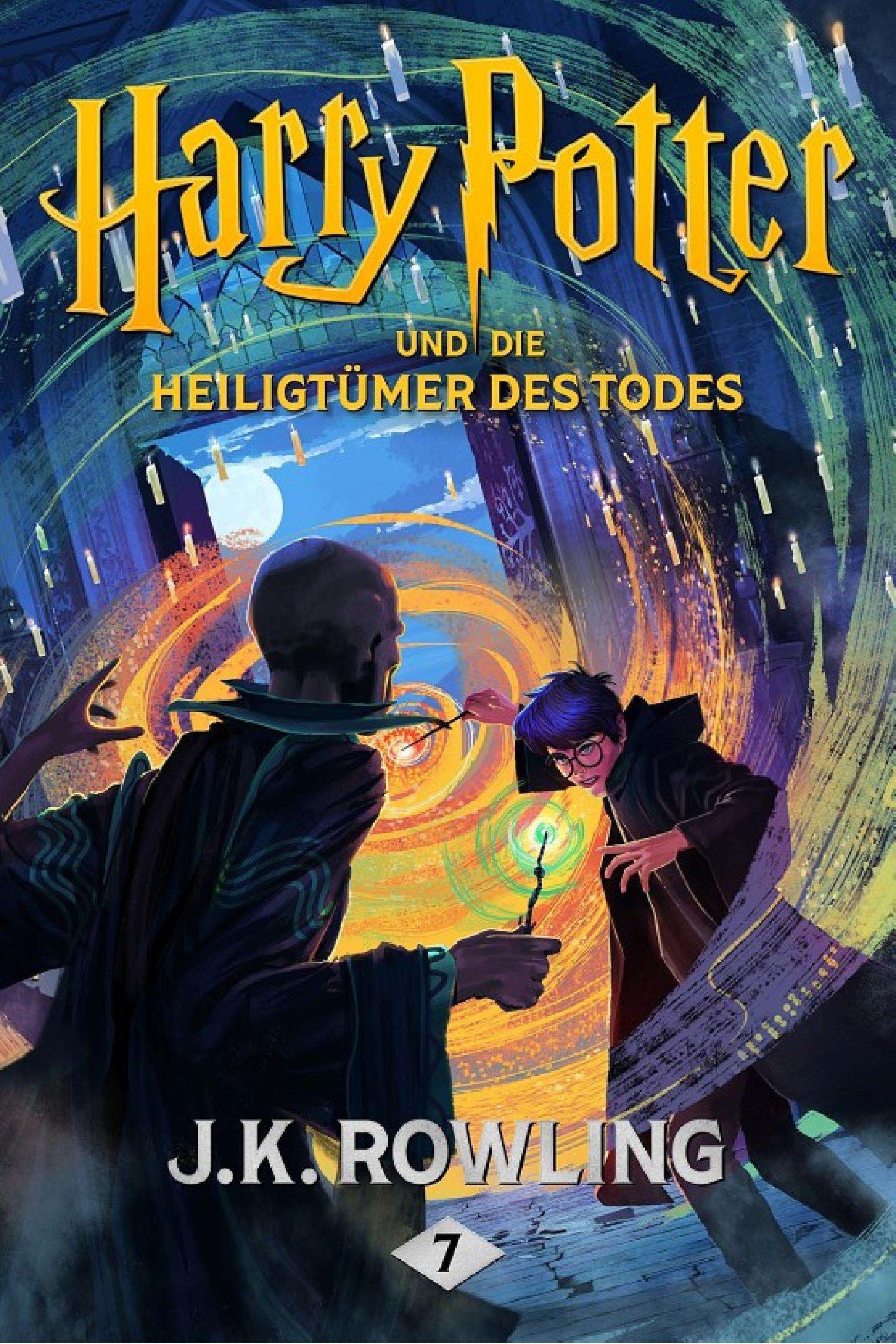 Harry Potter und die Heiligt  mer des Todes