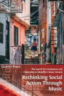 Rethinking Social Action through Music Pdf/ePub eBook