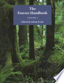 The Forests Handbook  Volume 2 Book