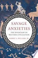 Savage Anxieties Book