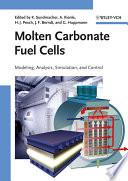 Molten Carbonate Fuel Cells Book