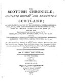 The Scottish Chronicle