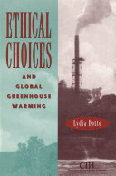 Ethical Choices and Global Greenhouse Warming