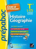 Histoire-Géographie Tle L, ES - Prépabac Cours & entraînement