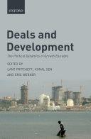 Pdf Deals and Development Telecharger
