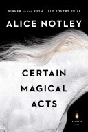 Pdf Certain Magical Acts