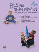 Kids Make Music Series  Babies Make Music