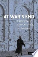 At War S End