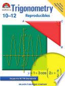 Trigonometry   Grades 10 12  ENHANCED eBook