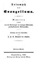 Triumph des Evangeliums