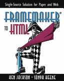 FrameMaker to HTML