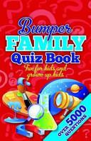 Bumper Family Quiz Book