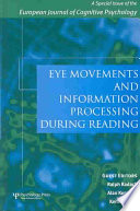 Eye Movements and Information Processing During Reading Book
