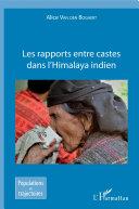Les rapports entre castes dans l'Himalaya indien [Pdf/ePub] eBook