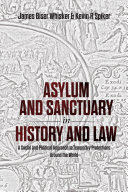 Pdf Asylum and Sanctuary in History and Law Telecharger