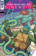 Teenage Mutant Ninja Turtles  Dimension X  2