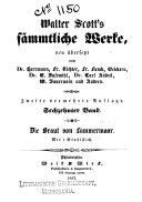 Die Braut von Lammermoor