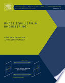 Phase Equilibrium Engineering Book
