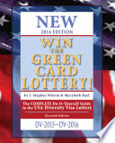 Win The Green Card Lottery 2014 Edition