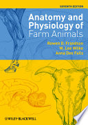 Anatomy and Physiology of Farm Animals Book