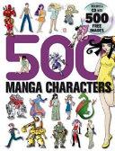 500 Manga Characters