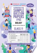 Oswaal Karnataka Pue Sample Question Papers For Puc I Biology March 2020 Exam